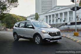 renault lodgy stepway first drive review