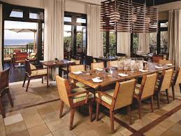 fairmont dining room sets hotel in zimbali fairmont zimbali resort