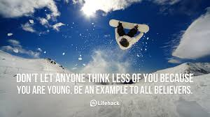 10 things that every young person should do to make the most out