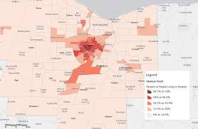 New York Map Rochester by Transportation And Poverty Part 2 What Is Poverty Reconnect