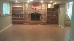 Basement Laminate Flooring Basement Awesome Laminate Flooring On Concrete Basement Best