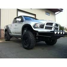 2011 dodge ram front bumper n fab rsp replacement front bumper with skid plate dodge