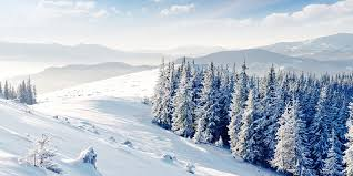 winter snow cover background twitrcovers