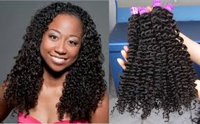 jerry curl weave hairstyles jerry curl weave hairstyles malaysian deep curly raw human hair 3