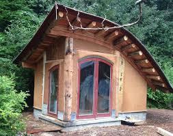 massey burke u0027s cob cabins in mendocino the shelter blog