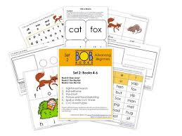 free bob books printables 2 books 4 6 reading mama