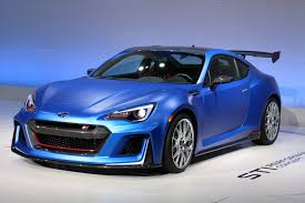 subaru cars 2015 subaru unveils radical sti performance concept in new york live