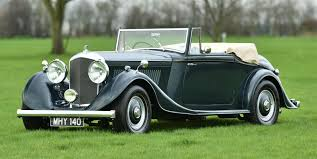 bentley racing green used 1950 bentley mk vi for sale in essex pistonheads