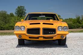1971 pontiac gto fast lane classic cars
