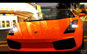 Lamborghini Gallardo Back - lamborghini gallardo for gta san andreas