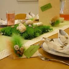 Easy Easter Table Decorations To Make by