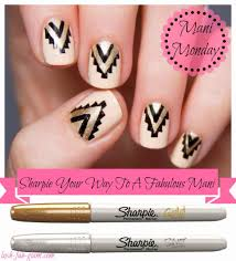 using sharpie on nails www sbbb info