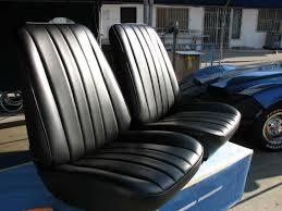 T Bucket Upholstery Chevelle Upholstery