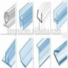 Shower Door Stop New Wholesale Heat Resistance Glass Shower Door Seal Elastic