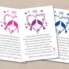 poem from bride to groom on wedding day wedding invitation money gift poem lading for