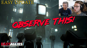 who observes the observer easy update