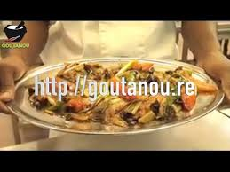cuisine antou poissons sauce taosi par christian antou