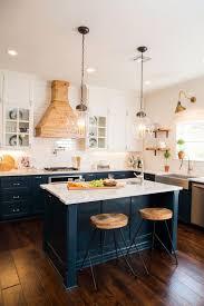 Blue Kitchen Cabinets 30 Gorgeous Blue Kitchen Decor Ideas Digsdigs