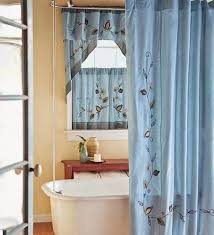 magnificent matching shower and window curtains curtain valance within wonderful shower curtain with matching window valance