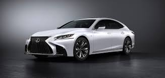 lexus cars price list in dubai 2018 ls 500 f sport breaks cover in new york dubai abu dhabi uae