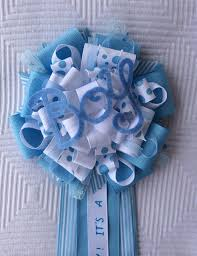 corsage de baby shower modern decoration corsage for baby shower well suited ideas boy it
