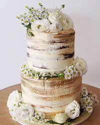 top 18 semi wedding cakes with flowers u2014 the bohemian wedding