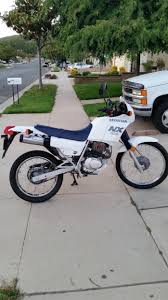 honda nx motorcycles for sale