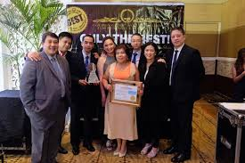Front Desk Manager Hotel Belmont Hotel Manila Wins The Golden Globe Annual Awards For