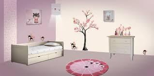 peinture chambre fille 6 ans agréable peinture chambre fille 6 ans 1 d233co chambre kokeshi