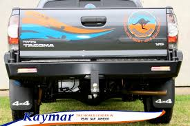 2002 toyota tacoma rear bumper replacement kaymar s rear bumper for 05 tacoma puretacoma com tacoma