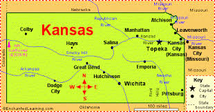 map of new york enchanted learning kansas facts map and state symbols enchantedlearning