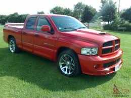 2005 dodge ram srt 10 with brc lpg fitted no vat