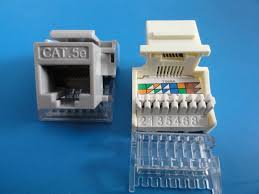 cat5e rj45 wall jack network appliance china mainland other