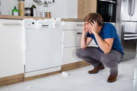 Dishwasher Leaks Water The Dishwasher Is Leaking Do This First U2026 Rytech