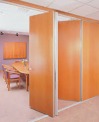 Retractable Room Divider by Folding Walls Sliding Folding Partitions