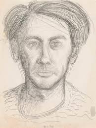sketch for portrait of john perceval national portrait gallery