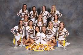 Cheerleader Flags Centreville Academy Cheerleaders Tiger Darlings And Flag Team