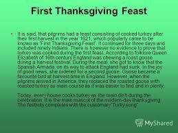 презентация на тему thanksgiving day school 30 chita origin of