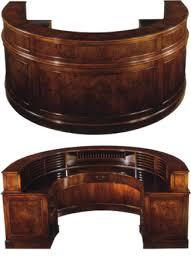 Reception Station Desk Trosby Furniture