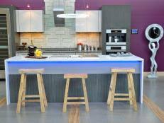 painted kitchen backsplash painting kitchen backsplashes pictures ideas from hgtv hgtv