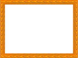gold elegant fabric fold embossed frame rectangular powerpoint