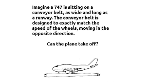 plane on a conveyor belt explained debunked u2022 c aviation