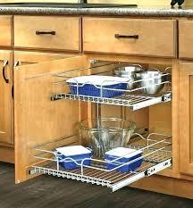under counter storage cabinets under counter drawers kitchen under counter storage baskets under