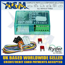 ryder super smart combi caravan split charge towing relay 30 amp