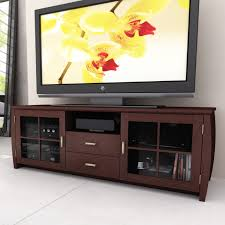 55 Inch Tv Stand Corliving B 051 Lmt Milan 60 In Quick Click Tv Component Bench