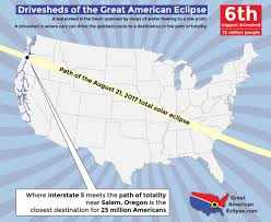 Map Of Eastern Oregon by Statistics U2014 Total Solar Eclipse Of Aug 21 2017