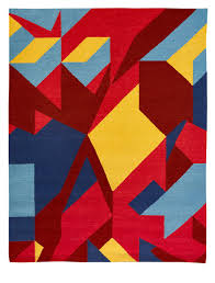Modern Geometric Rugs Adam Daily The Knot Collective