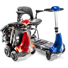 plus folding scooter