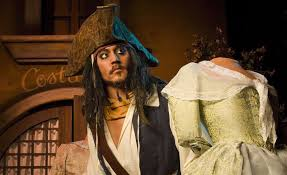 how to create a captain jack sparrow pirate costume jack sparrow ruined disney s pirates of the caribbean ride