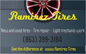 Tire Barn Indianapolis Ramirez Tires Winter Haven Fl 33881 Yp Com